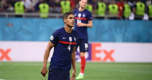 Possible Manchester United shirt numbers for Raphael Varane as transfer agreed