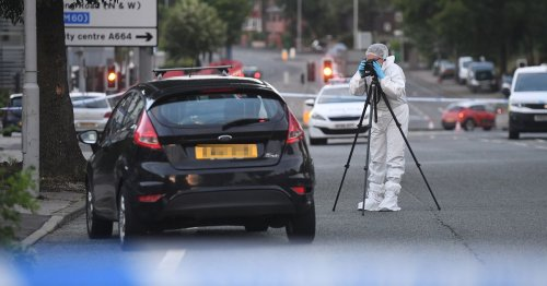 Neighbours 'hear shouting and fighting' before hit and run