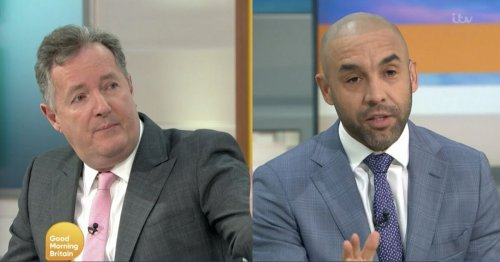 Piers Morgan issues fresh swipe at Alex Beresford in message to Laura Tobin