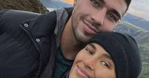 Molly-Mae Hague shares Tommy Fury's surprise gift following lump removal
