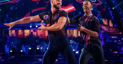 Strictly#s John Whaite and Johannes spark romance rumours with one word