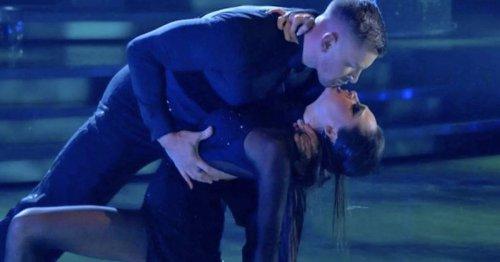 Adam Peaty understands 'how Strictly Curse happens' amid Katya kiss drama