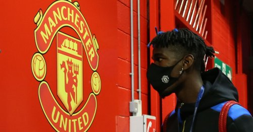 Ole Gunnar Solskjaer hints why Paul Pogba is on Manchester United bench