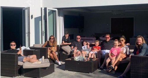 Corrie's Alan Halsall floors fans with his amazing mansion