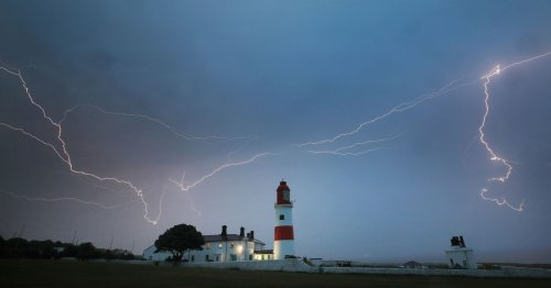 Reason thunderstorms in England could give you a headache on Friday