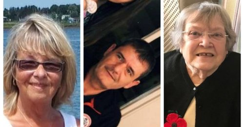 Loving messages and tributes to those who died in Hyndburn this week