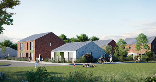 Social housing approved at site of rugby clubhouse set to relocate