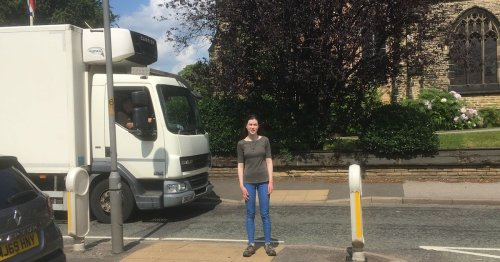 Progress - two years after pupil made stand over 'dangerous' school crossing