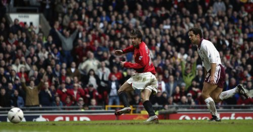 Manchester United's best cup games against West Ham ranked