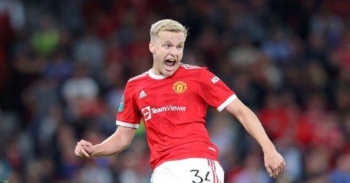 Van de Beek can be Manchester United's Paul Pogba contingency plan