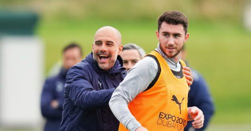 Man City's Aymeric Laporte details change that has 'massively' improved his form