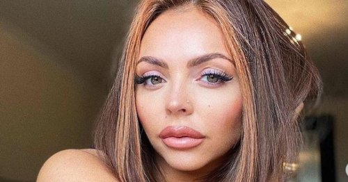 Jesy Nelson responds to Little Mix after they mention her in BRITs speech