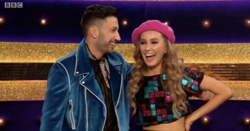 Strictly fans are making the same comment about Rose and Giovanni after show