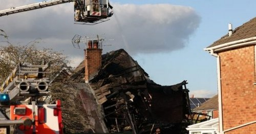 Everything we know about the Lancs village explosion as one confirmed dead