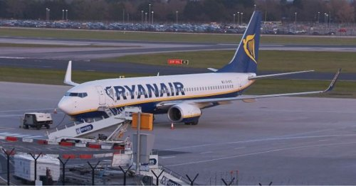 Passenger slams Ryanair after he's turned away from Manchester flight to Spain