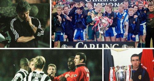 How Cantona and Ferguson's 'kids' ended Newcastle's Premier League dream