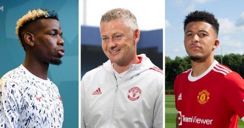 Manchester United transfer news LIVE