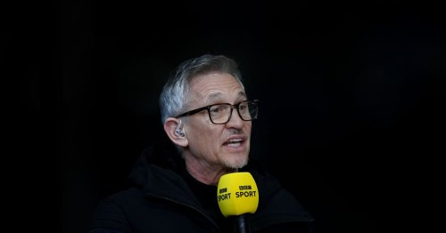 Gary Lineker won't be hosting Match of the Day on Saturday night