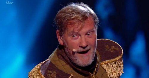 Glenn Hoddle tells of Masked Singer fear as he is unmasked as Grandfather Clock