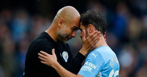 Pep Guardiola is about to show his rivals what his best Man City line-up is