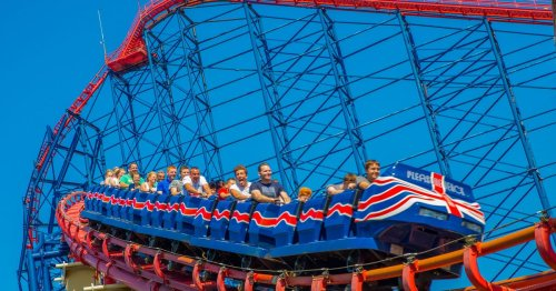 Blackpool's Big One sees major renovation ahead of re-opening