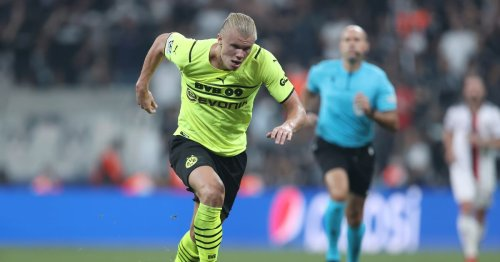 Man City expected to have already agreed £100m Haaland deal for January