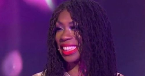Everyone was saying same thing about Heather Small as she made TV comeback