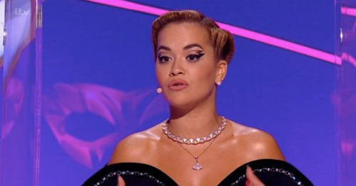Rita Ora makes announcement over her future on The Masked Singer UK