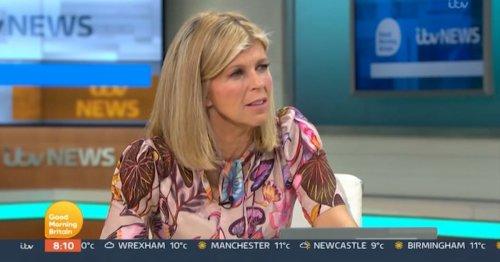 Kate Garraway explains why Alec Baldwin shooting incident is 'eery'
