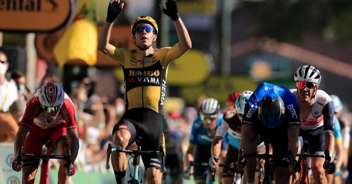 Tour de France 2021 full route and stages