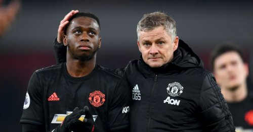 Man United have found the perfect answer to their £30m Aaron Wan-Bissaka problem