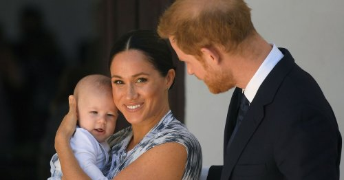 William fuming over Meghan and Harry's 'prima donna' Archie gesture