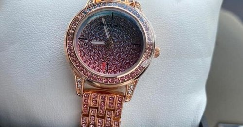 TK Maxx shopper gobsmacked to discover the real price of £12 designer watch
