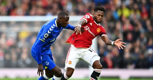 Solskjaer admits Fred was 'outmuscled' for Everton goal versus Manchester United
