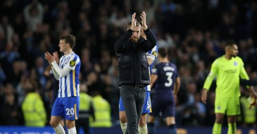 Brighton boss Graham Potter uses 'ordinary' Chelsea example to praise Man City