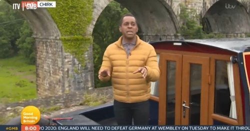 Andi Peters praised by Mel B and GMB viewers for speaking openly about racial profiling