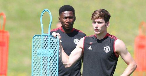 Manchester United fans make transfer prediction amid James Garner transformation