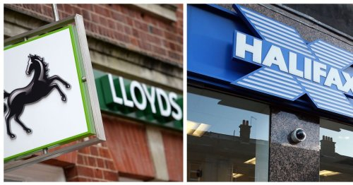 Lloyds Bank and Halifax closing 44 branches as full list announced