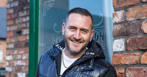 Corrie's Will Mellor says he was mistaken for drug lord in pub