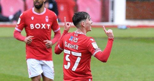 Man United fans go wild after seeing James Garner screamer for Nottingham Forest