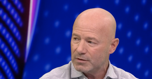 Alan Shearer pinpoints 'half hearted' Manchester United tactical concern
