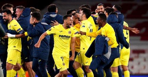 Villarreal get fixture boost before Manchester United Europa League final