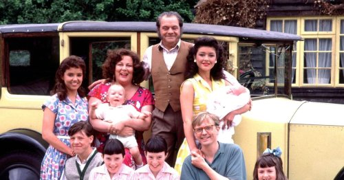 ITV's The Larkins: Where are the cast of the Darling Buds of May now?