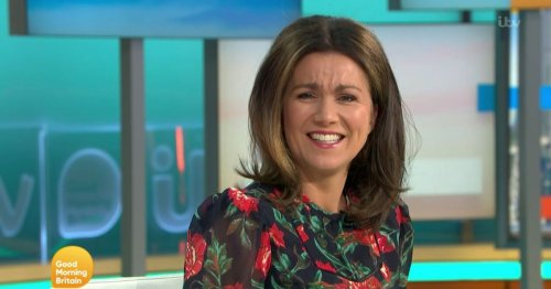 Susanna Reid freaked out as Ben Shephard confesses to 'revolting' food habit