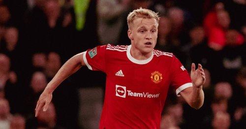 Donny van de Beek can prove Manchester United decision right vs Aston Villa