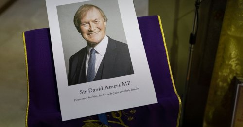 Sir David Amess murder suspect named as opposition 'won't stand in by-election'