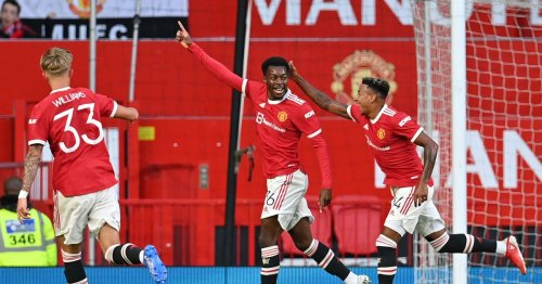 Anthony Elanga is making Manchester United's decision easier