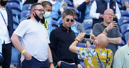 Noel Gallagher was 'shocked' by Man City involvement in European Super League