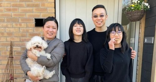 Hong Kong family moves nearly 6,000 miles... to Bolton
