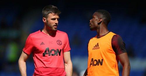 Paul Scholes identifies how Michael Carrick can help Paul Pogba at Man United